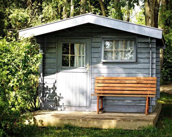 Gartenhaus in der Natur | shoparound.at